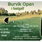 Burvik Open i footgolf